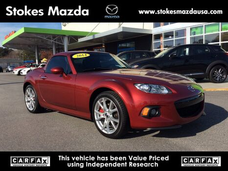 2014_Mazda_MX-5 Miata_Grand Touring_ Aiken SC