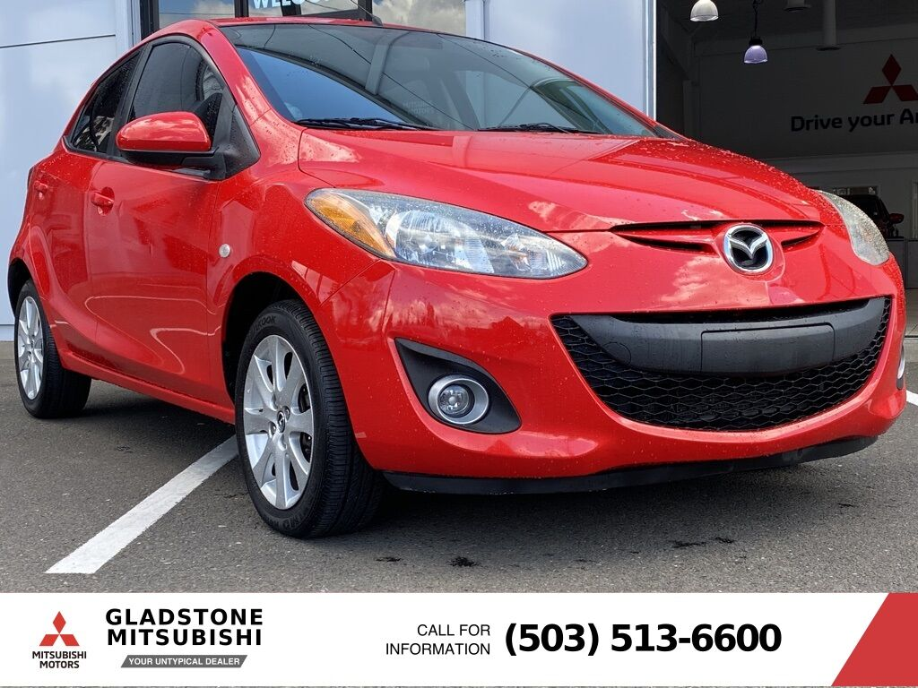 2014 Mazda Mazda2 Touring Milwaukie OR