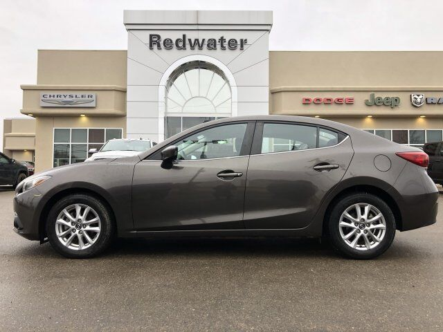 2014 Mazda Mazda3 GS - SKYACTIV-G Gasoline 2.0L Engine - 3M Protection - Sunroof Redwater AB
