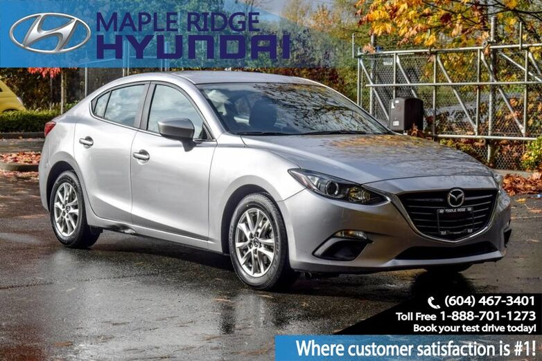2014 Mazda Mazda3 GS-Sky, Manual, Power Group, Keyless Entry, Maple Ridge BC