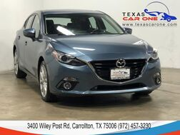 2014_Mazda_Mazda3 Hatchback_s GRAND TOURING AUTOMATIC SUNROOF LEATHER HEATED SEATS KEYLESS S_ Carrollton TX