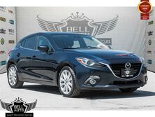 Mazda Mazda3 Sport GRAND TOURING NAVIGATION BACKUP CAMERA SUNROOF LEATHER 2014