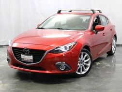 2014_Mazda_Mazda3_s Grand Touring / 2.5L 4-Cyl Engine / FWD / Hatchback / Navigation / Push Start / Bluetooth / Sunroof / BOSE Premium Sound System / HUD / Lane Departure / Radar Cruise Control_ Addison IL