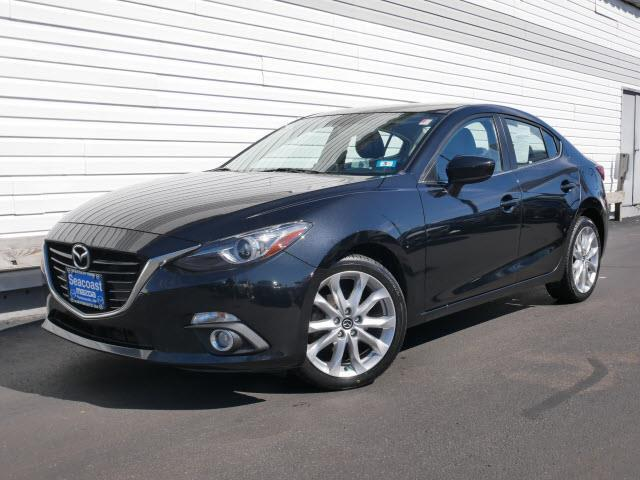 2014 Mazda Mazda3 s Grand Touring Portsmouth NH