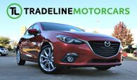 2014 Mazda Mazda3 s Grand Touring SUNROOF, LEATHER, BLUETOOTH, AND MUCH MORE!!!
