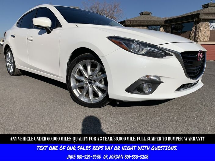 2014 Mazda Mazda3 s Grand Touring Salt Lake City UT