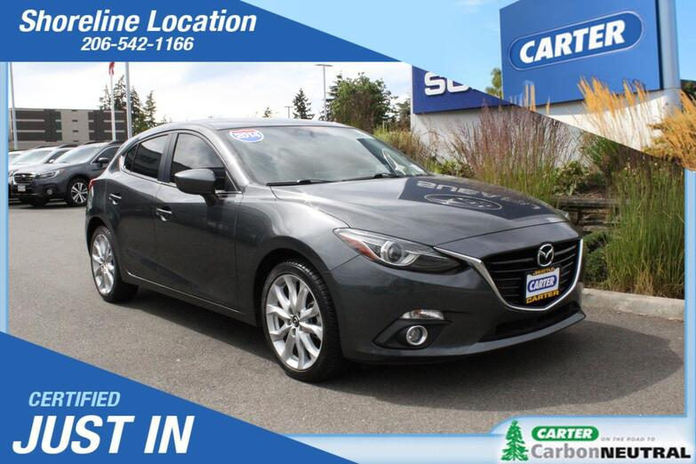 2014 Mazda Mazda3 s Grand Touring Seattle WA
