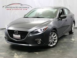 2014_Mazda_Mazda3_s Touring ** Low Miles ** / 2.5L 4-Cyl Engine / FWD / Navigation_ Addison IL