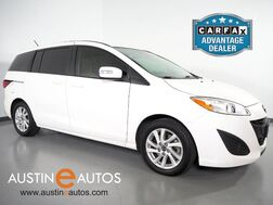 2014_Mazda_Mazda5 Wagan Sport_*AUTOMATIC, 2ND ROW BUCKET SEATS, 3RD ROW SEATING, CRUISE CONTROL, STEERING WHEEL CONTROLS, ALLOY WHEELS_ Round Rock TX
