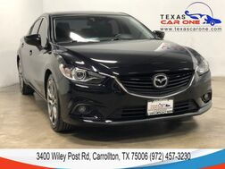 2014_Mazda_Mazda6_i GRAND TOURING BLIND SPOT ASSIST NAVIGATION SUNROOF LEATHER REA_ Carrollton TX