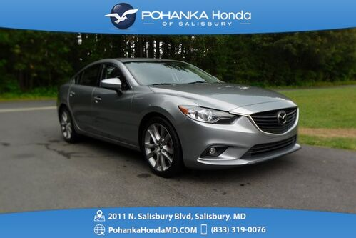 2014_Mazda_Mazda6_i Grand Touring ** NAVI & SUNROOF ** GUARANTEED FINANCING **_ Salisbury MD
