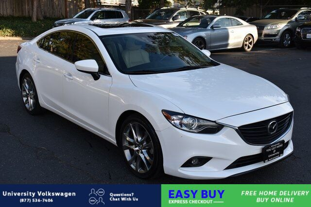 2014 Mazda Mazda6 i Grand Touring Seattle WA