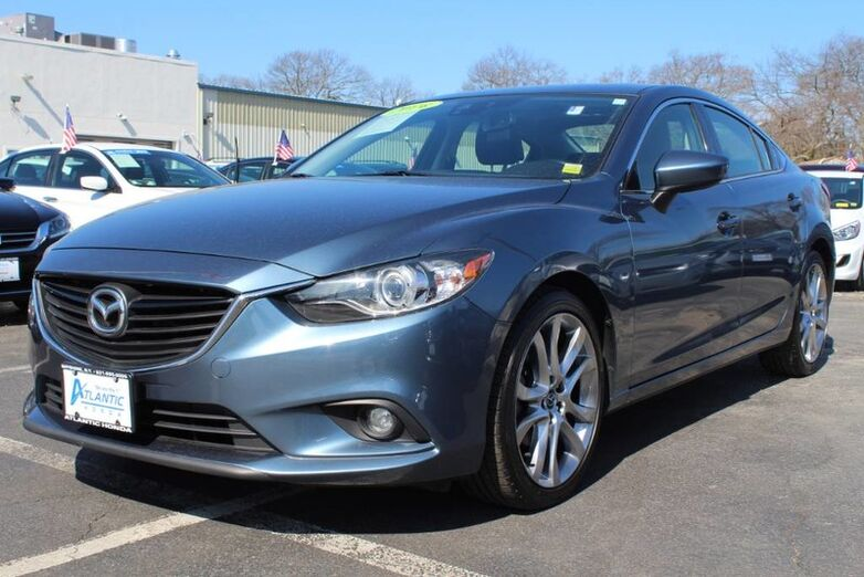 2014 Mazda Mazda6 i Grand Touring Sedan Bay Shore NY