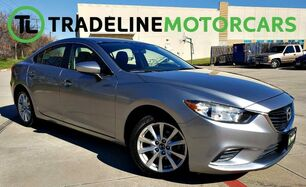 2014_Mazda_Mazda6_i Sport REAR VIEW CAMERA,BLUETOOTH, VOICE ASSIST, AND MUCH MORE!!!_ CARROLLTON TX