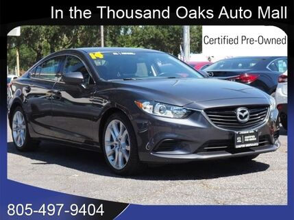 2014_Mazda_Mazda6_i Touring_ Thousand Oaks CA