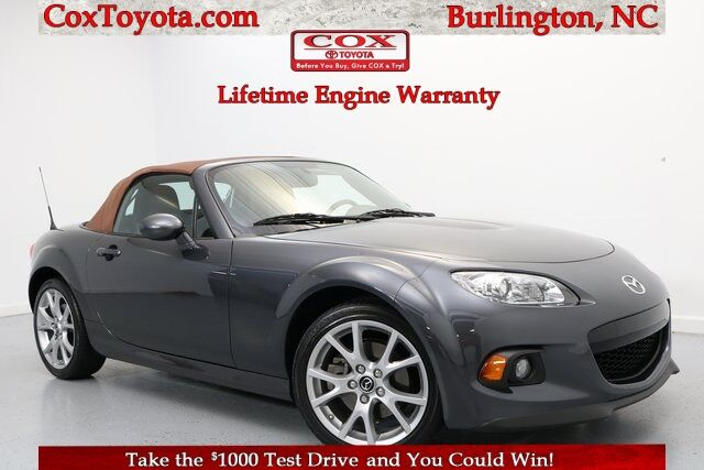 2014 Mazda Miata Grand Touring Burlington NC