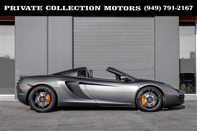 2014_McLaren_MP4-12C__ Costa Mesa CA