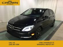 2014_Mercedes-Benz_B-Class_B 250 Sports Tourer **2 Sets of Tires** Panoramic Roof** Leather** Upgraded Alloys**_ Winnipeg MB