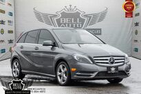 Mercedes-Benz B-Class B 250 Sports Tourer, NAVI,BACK-UP CAM,PANO ROOF, BLIND SPOT 2014