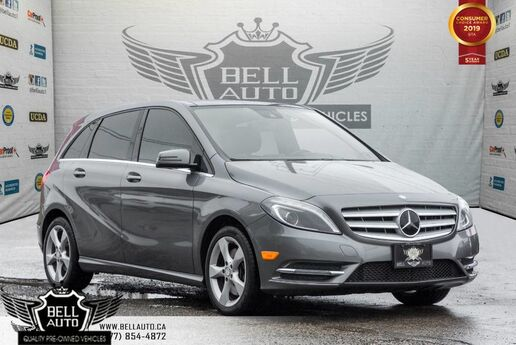 2014 Mercedes-Benz B-Class B 250 Sports Tourer, NAVI,BACK-UP CAM,PANO ROOF, BLIND SPOT Toronto ON