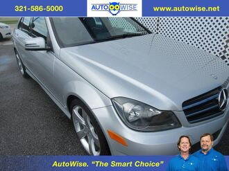 2014_Mercedes-Benz_C-250 LUXURY W/NAVI_C 250 Luxury_ Melbourne FL
