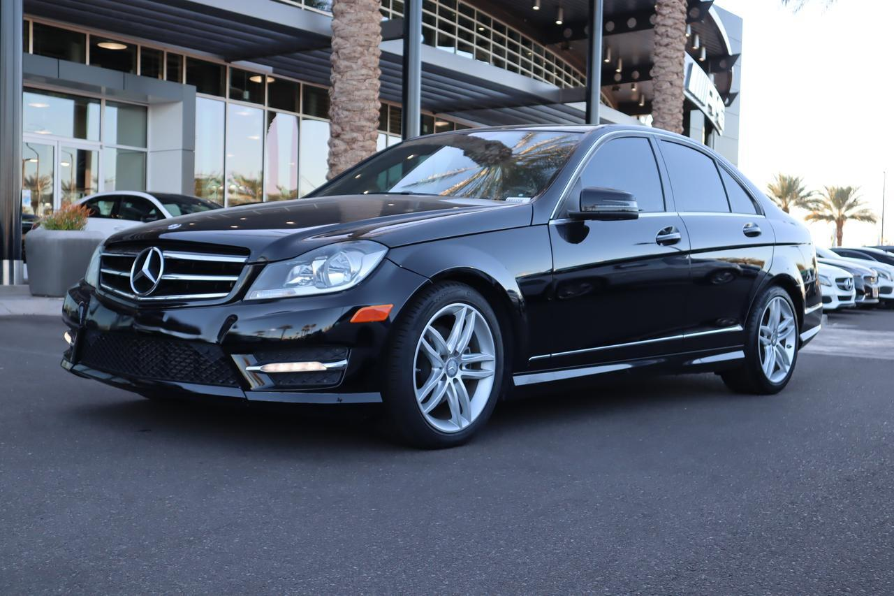 2014 Mercedes-Benz C 250 Sedan Gilbert AZ