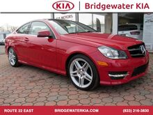 2014_Mercedes-Benz_C 350_4MATIC Coupe, Navigation System, Rear-View Camera, Bluetooth Streaming Audio, Heated Leather Seats, Panorama Sunroof, 18-Inch Alloy Wheels,_ Bridgewater NJ