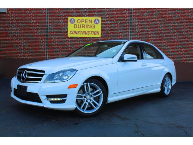 2014 Mercedes-Benz C C 300 Sport 4MATIC® Kansas City KS