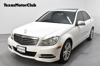 Mercedes-Benz C-Class 4dr Sdn C 250 Luxury RWD 2014