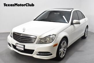 2014_Mercedes-Benz_C-Class_4dr Sdn C 250 Luxury RWD_ Arlington TX