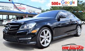 2014_Mercedes-Benz_C-Class_C 250 2dr Coupe_ Saint Augustine FL
