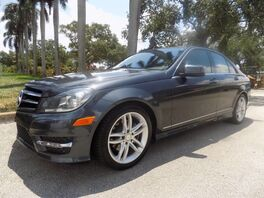 2014_Mercedes-Benz_C-Class_C 250_ Hollywood FL