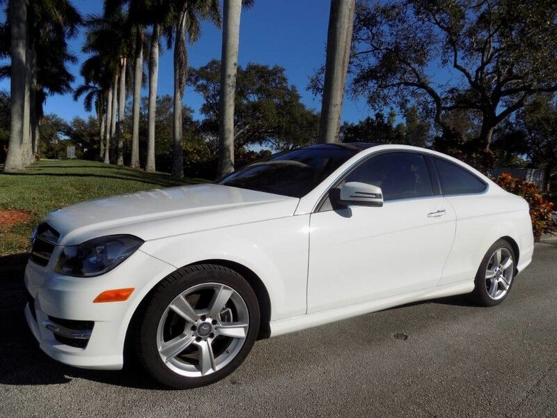2014 Mercedes-Benz C-Class C 250 Hollywood FL