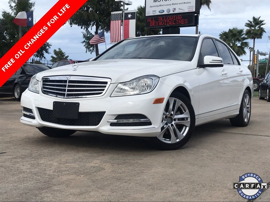 2014_Mercedes-Benz_C-Class_C 250_ Houston TX