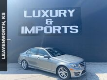 2014_Mercedes-Benz_C-Class_C 250_ Leavenworth KS