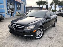 2014_Mercedes-Benz_C-Class_C 250 Luxury_ Jacksonville FL