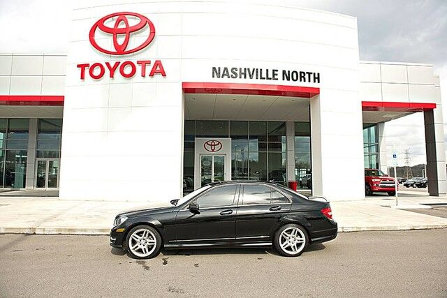 2014 Mercedes-Benz C-Class C 250 Luxury Nashville TN