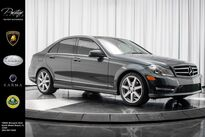 Mercedes-Benz C-Class C 250 Luxury 2014