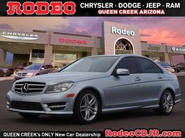 2014_Mercedes-Benz_C-Class_C 250 Luxury_ Phoenix AZ