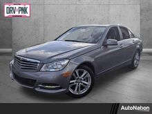 2014_Mercedes-Benz_C-Class_C 250 Luxury_ Sanford FL