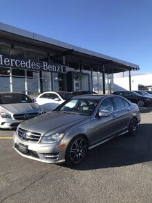 2014_Mercedes-Benz_C-Class_C 250 Sedan_ Yakima WA