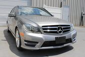 2014 Mercedes-Benz C-Class C 250 Sport Backup Camera Navigation Premium Pkg 31 mpg