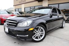 2014_Mercedes-Benz_C-Class_C 250 Sport CLEAN CARFAX 2 OWNERS NAVI PANO SHOWROOM CONDITION!!!_ Houston TX