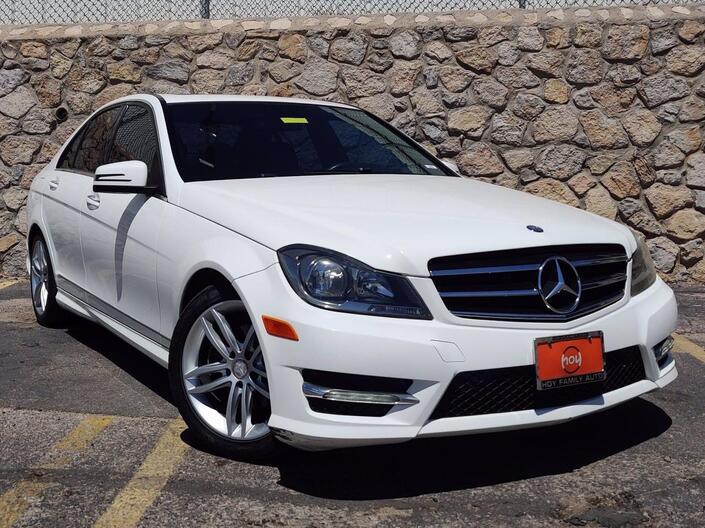 2014 Mercedes-Benz C-Class C 250 Sport El Paso TX