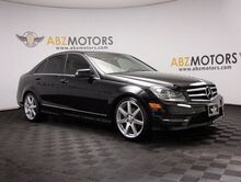2014_Mercedes-Benz_C-Class_C 250 Sport Heated Seats,Sunroof,AMG,Keyless-Go_ Houston TX