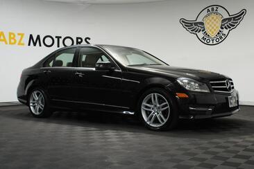 2014_Mercedes-Benz_C-Class_C 250 Sport Nav,Camera,Heated Seats,HarmanKardon_ Houston TX