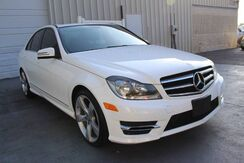 2014_Mercedes-Benz_C-Class_C 250 Sport Navigation Backup Camera_ Knoxville TN