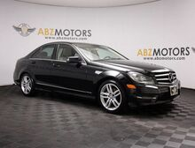 2014_Mercedes-Benz_C-Class_C 250 Sport Navigation,Heated Seats,Bluetooth_ Houston TX