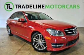 2014_Mercedes-Benz_C-Class_C 250 Sport SUNROOF, LEATHER, NAVIGATION AND MUCH MORE!!!_ CARROLLTON TX
