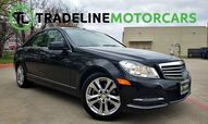 2014 Mercedes-Benz C-Class C 250 Sport SUNROOF, NAVIGATION, LEATHER, AND MUCH MORE!!!